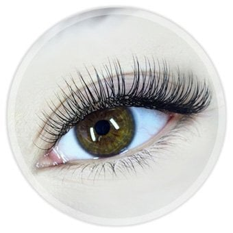 Wimperextensions, Eyelash Extensions, Classic Lashes